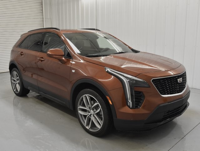 New 2019 Cadillac Xt4 Sport 4d Sport Utility In Mobile C8500 Joe