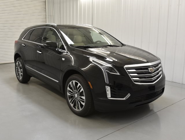 New 2019 Cadillac XT5 Premium Luxury With Navigation