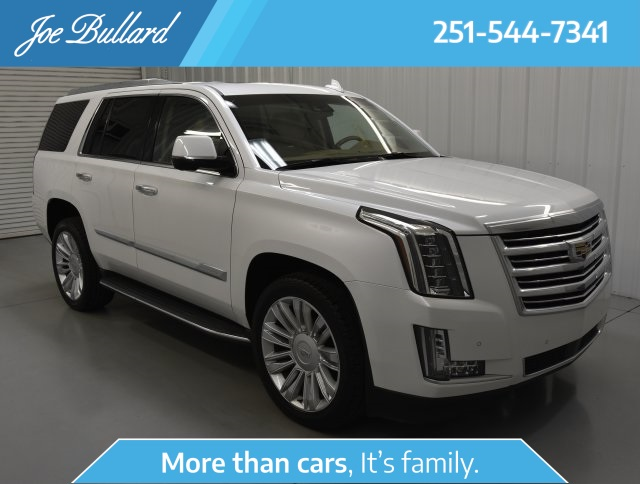 Pre Owned 2016 Cadillac Escalade Platinum Edition