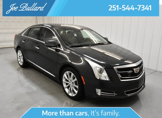Certified Pre Owned 2016 Cadillac Xts Luxury