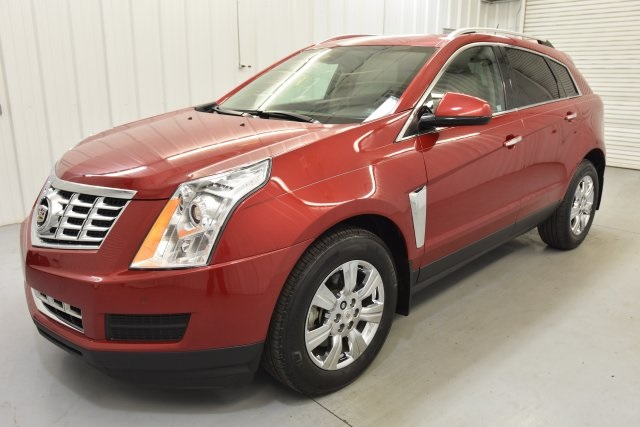 2016 Cadillac Crossover >> Pre Owned 2016 Cadillac Srx Luxury With Navigation