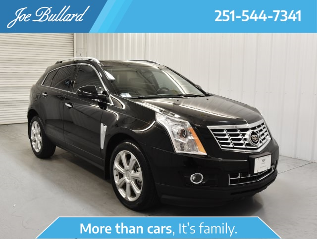 2016 Cadillac Crossover >> Certified Pre Owned 2016 Cadillac Srx Performance Navigation System Driver Awareness Package