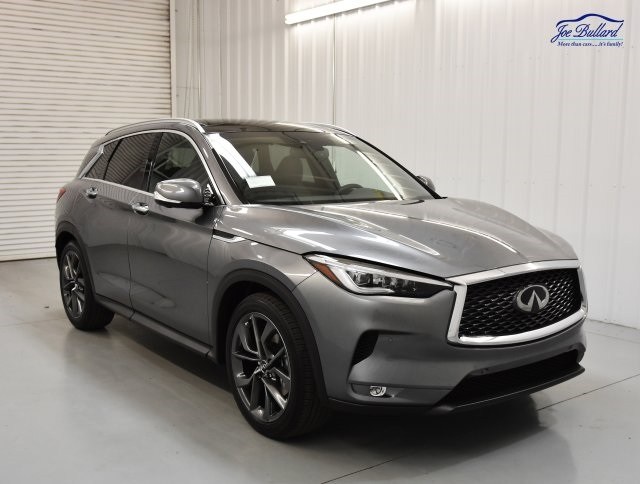 new 2019 infiniti qx50 essential 4d sport utility in mobile i05450