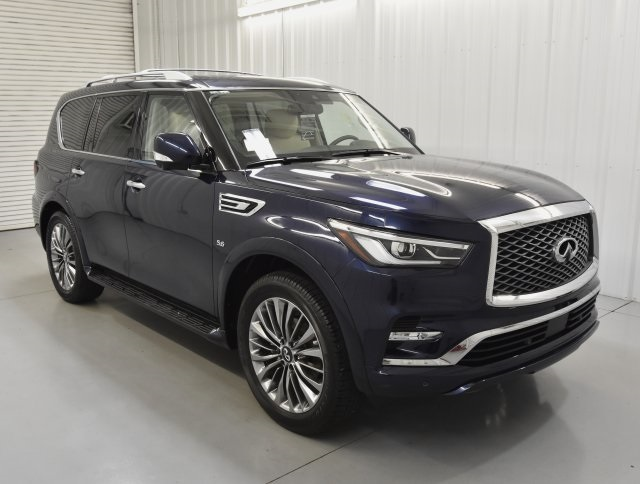 New 2019 Infiniti Qx80 Luxe 4d Sport Utility In Mobile